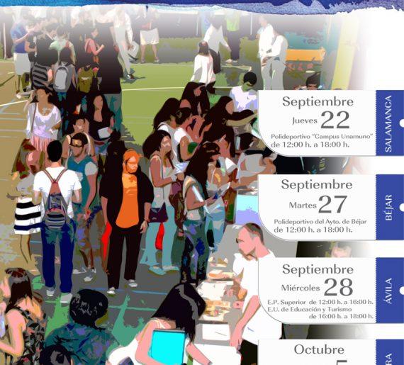 Feria de Bienvenida de la USAL – Curso 2016-2017